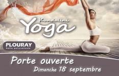 Porte ouverte 2016 : Cours de Kundalini Yoga à Plouray (56770) - Centre Bretagne